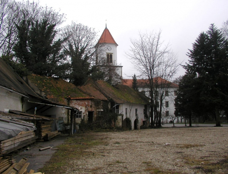 Castle outbuilding in ormoz